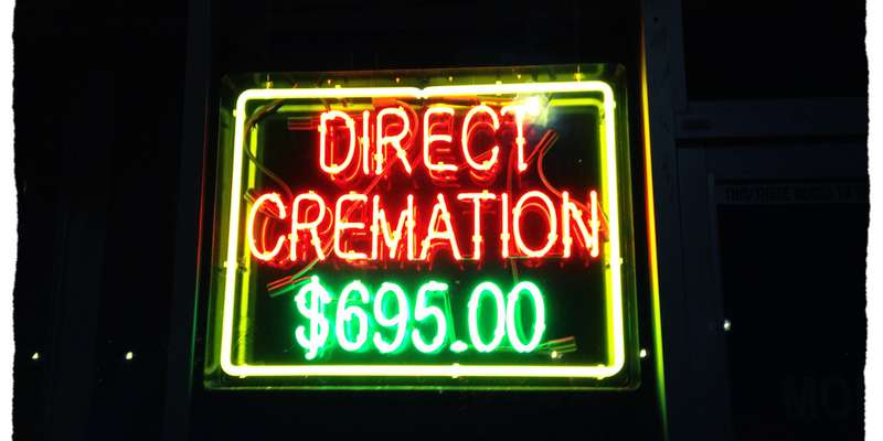 How Much Does A Cremation Cost? Depends Who You Call