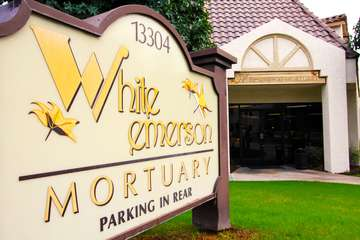 White Emerson Mortuary