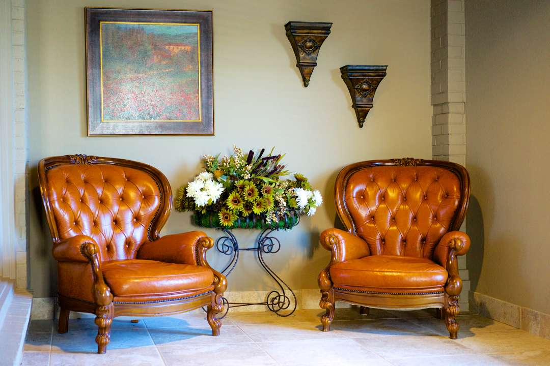 Martin Thompson & Son Funeral Home Interior