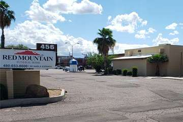 Red Mountain Funeral Home