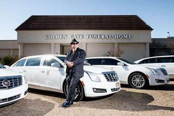 Golden Gate Funeral Home