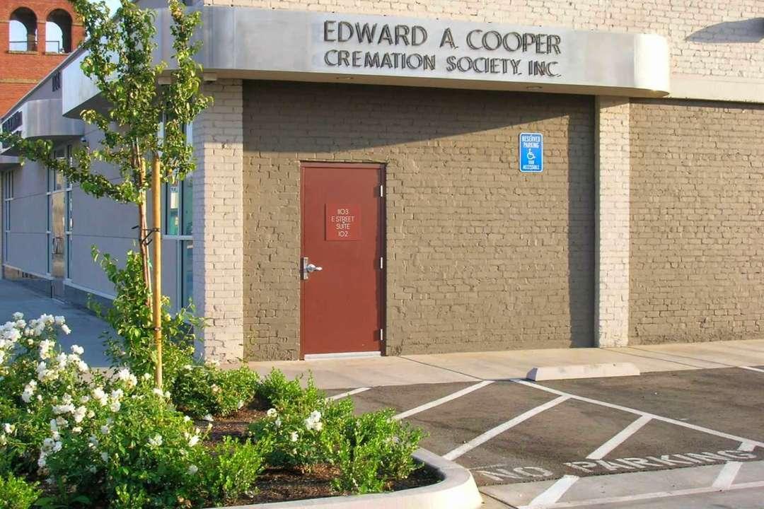 Edward A Cooper