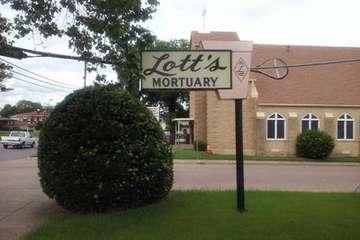 Lott's Mortuary