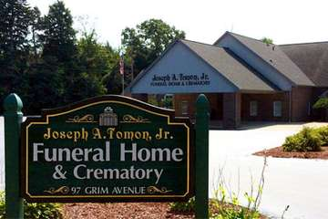 Joseph A. Tomon, Jr. Funeral Home & Crematory