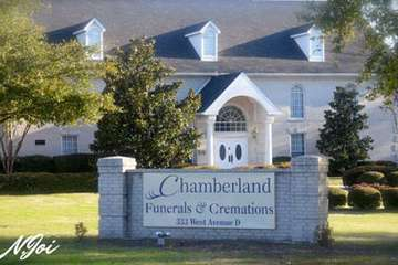 Chamberland Funerals & Cremations
