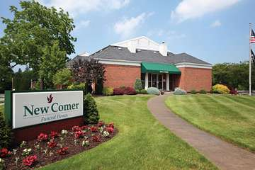 New Comer Funeral Home East Rochester Chapel