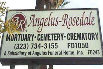 Angelus-Rosedale Cemetery Mortuary Crematory