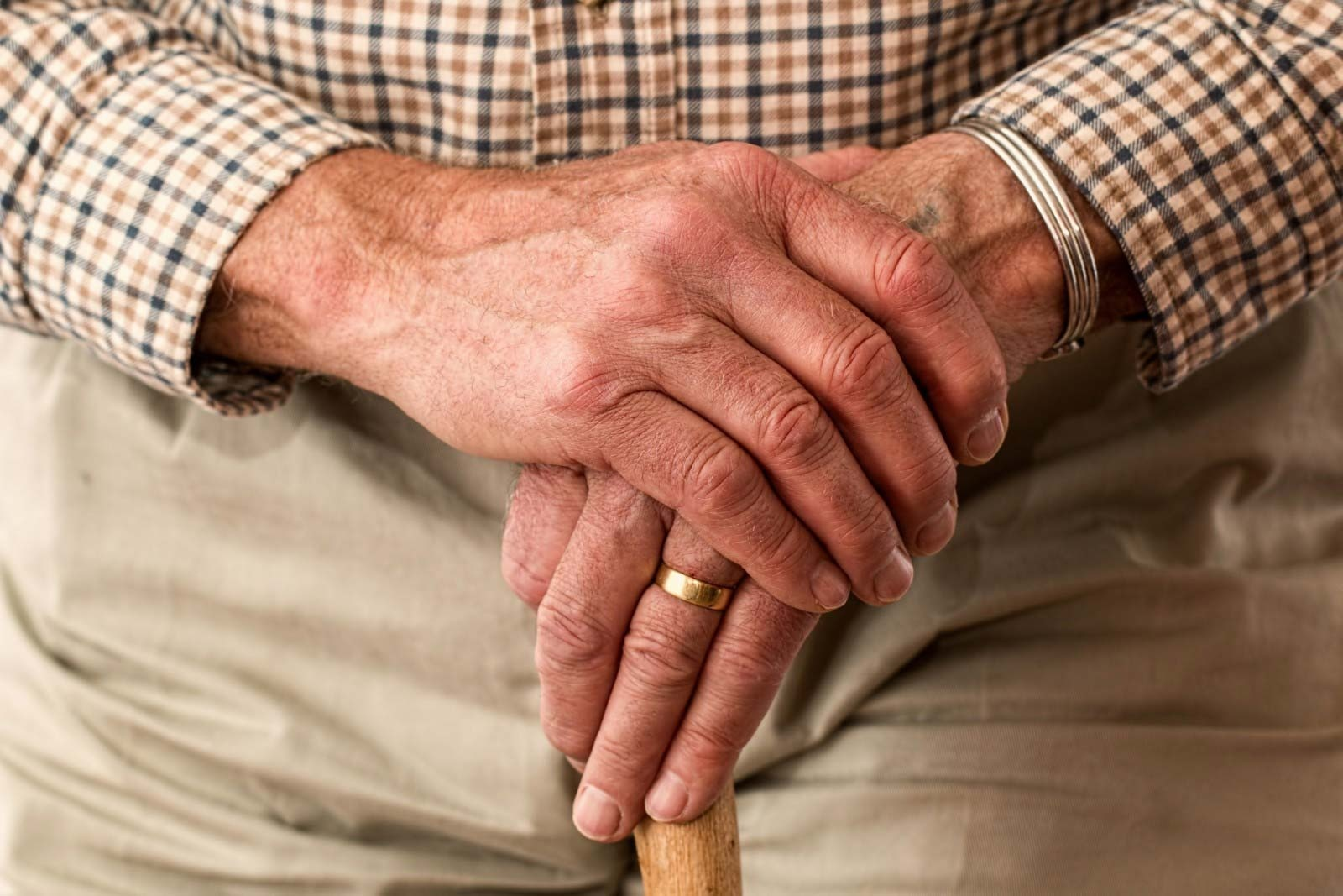 long-term care insurance hands