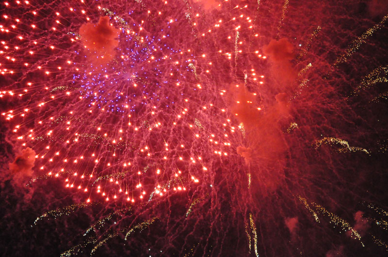 angels flight fireworks